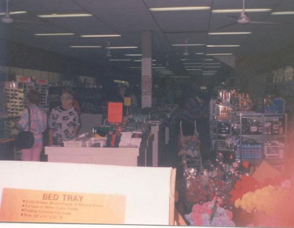 Inside Old Dinki Di Store
